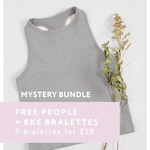 Free People & BKE Bralettes Mystery Bundle